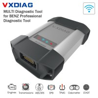 V2019.12 VXDIAG MB Star C6 Xentry Diagnosis VCI DoIP Passthrough Interface Support DPF Regeneration