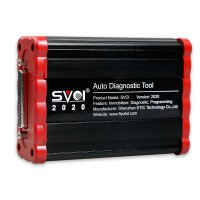 (6% Off €272.6)[UK Ship]SVCI FVDI 2020 IMMO Diagnostic Programming Tool Full Version with 21 Latest Software Support Cars Till Year 2019