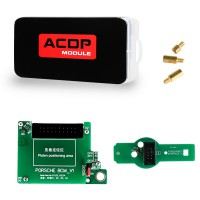Yanhua Mini ACDP Porsche BCM Key Programming Module for new Porsche 2010 up Add Key and All Keys Lost Supports Key Reset/Reflash