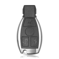 Mercedes Smart Key Shell 3 Button for VVDI BE Key Board