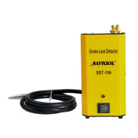 AUTOOL SDT-106 Diagnostic Smoke Leak Detector of Pipe Systems for Motorcycle/Cars/SUVs/Truck Smoke Leakage Tester