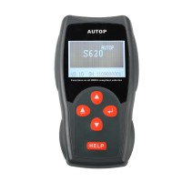 V3.1 AUTOP S620 OBDII EOBD Code Reader(Autop S610 Update Version)