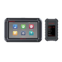 EUCLEIA TabScan S7W Auto Intelligent Dual-mode Diagnostic System