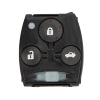 Remote 315mhz ID46 3 Button (2008-2012) for Honda Civic