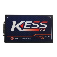 Newest Update V2.37 Kess V2 OBD Tuning Kit Master Version No Token Limitation Firmware V3.099