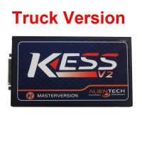 Most Powerful Truck Version V2.37 Kess V2 Firmware V4.024 Manager Tuning Kit Master Version