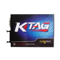 V2.10 KTAG K-TAG ECU BDM Programming Tool Master Version No Limited Tokens