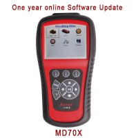 One Year Software Online Update Service For MD701/MD702/MD703/MD704 4 Systems/Full Systems