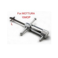 MOTTURA New Conception Pick Tool (Left Side)FOR MOTTURA 15MOP