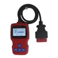 OBDMATE OM510 OBDII EOBD OBD2 Code Read Scanner English/French/German/Spanish/Dutch