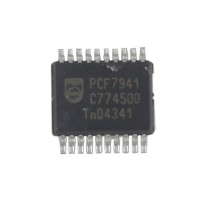Original PCF7941ATS Chip(Blank) 10pcs/lot