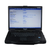 Second Hand Panasonic CF52 Laptop for Porsche Pwis2 Tester II (No HDD included)