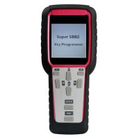 Super SBB2 Key Programmer for IMMO+Odometer+OBD Software+Oil/service Reset+TPMS+EPS+BMS All in One Handheld Scanner