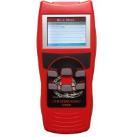V800 Colorful CAN-Bus OBDII OBD2 EOBD Trouble Code Read Diagnose Tester Diagnostic Scanner