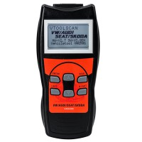V3.8 V506 Professional Scan Tool with Oil Reset and Airbag Reset Function