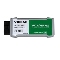 VXDIAG VCX NANO Diagnostic Tool for Land Rover and Jaguar Software SDD V154 Offline Engineer Version(with Free Win 7 32bit Programmer)
