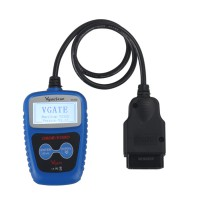 Vgate MaxiScan VS350 V1.13 CAN BUS/OBDII Code Reader with Multi-language