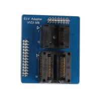 VVDI MB BGA NEC ELV Adaptor for Benz W202/W204/W212