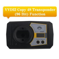 Xhorse VVDI2 VVDI Key Tool Copy 48 Transponder (96 bit) Function Authorization Service with FREE 1500 Bonus Points