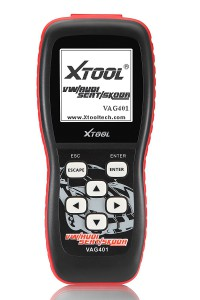 (UK Ship No Tax)Xtool VAG401 V5.6 Professional VW/AUDI/SEAT/SKODA Scan Tool with Oil SRS Reset Function