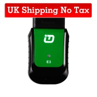 (UK Shipping No Tax)XTUNER E3 V9.1 Wireless OBDII Diagnostic Tool Update Version X431 iDiag Perfect as VPECKER Easydiag Support WIN10