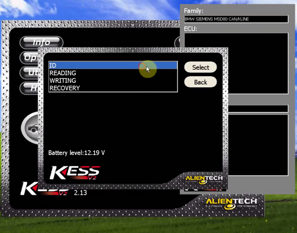 K-TAG 2.13 software