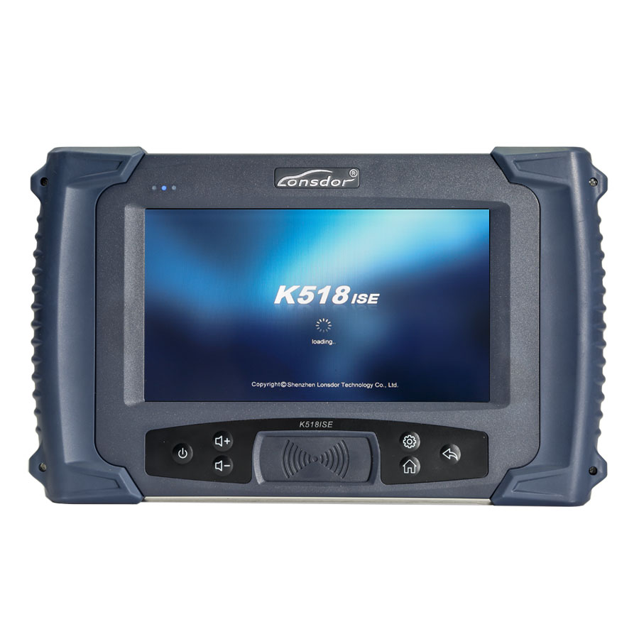 Lonsdor K518ISE Key Programmer Odometer Adjustment Tool Update Online with Free BMW FEM Key Programming