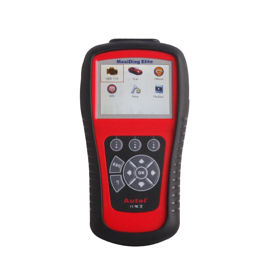 Autel Maxidiag Elite MD701 Code scanner for 4 System Update Internet