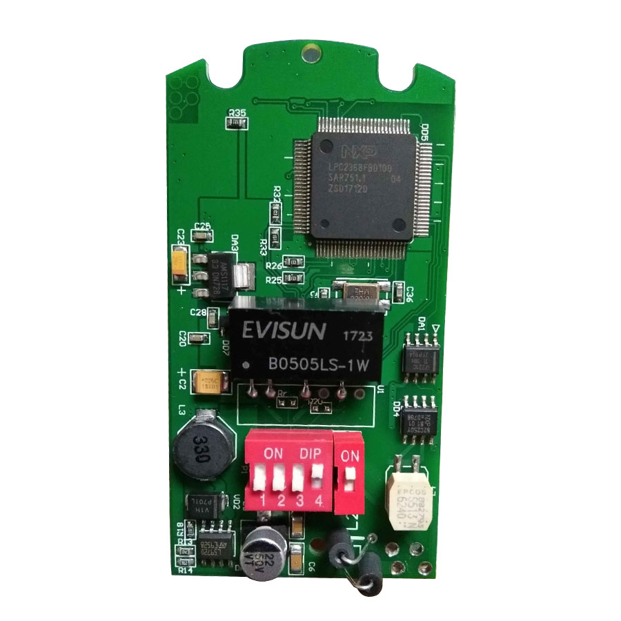 (UK Ship) 9 in 1 Universal Ad-blue Emulator with Power Isolation Module for  Mercedes, MAN, Scania, Iveco, DAF, Volvo, Renault, Ford and Cummins