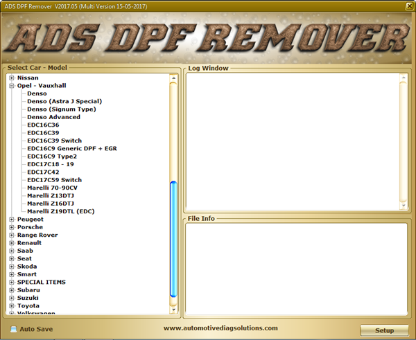 Professional DPF+EGR REMOVER 3 0 Lambda Hotstart Flap,O2, DTC 2 Software  Full 2019 5 Version