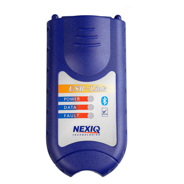 Best Quality NEXIQ 125032 USB Link Truck Diagnostic Tool Bluetooth Version