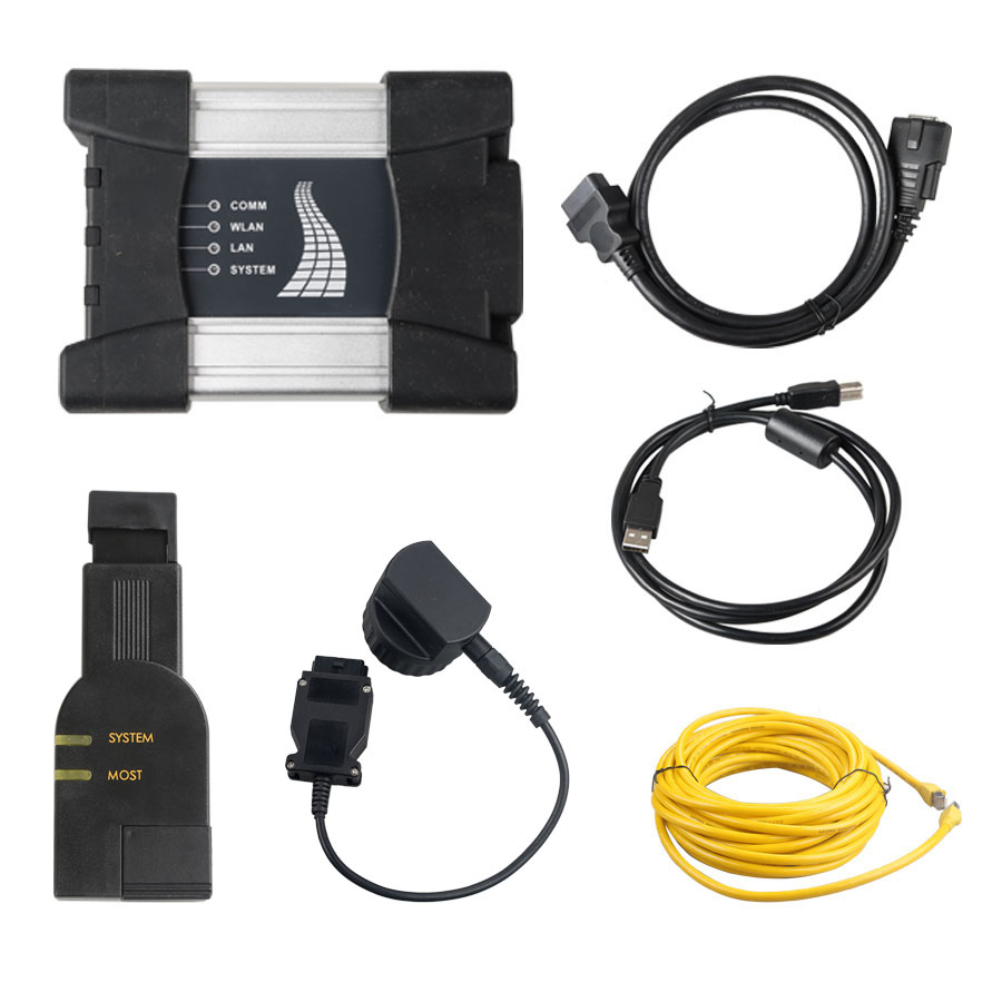 New BMW ICOM with Optical Fiber NEXT A+B+C 2016 New Generation of ICOM A2
