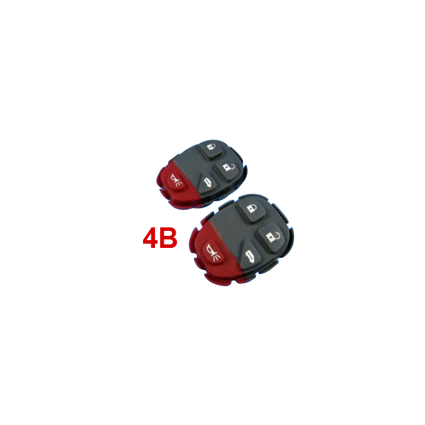 Key Button for Buick 5pcs/lot