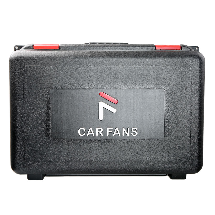 CAR FANS C800 Heavy Duty Diagnostic Scan Tool Truck Scanner for Commercial Vehicle, Passenger vehicle, Machinery with Special Function Calibration
