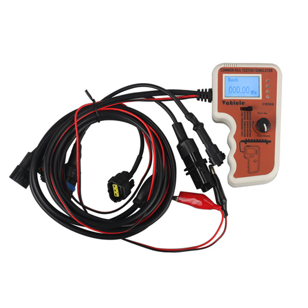 Latest Update CR508 Common Rail Pressure Tester and Simulator