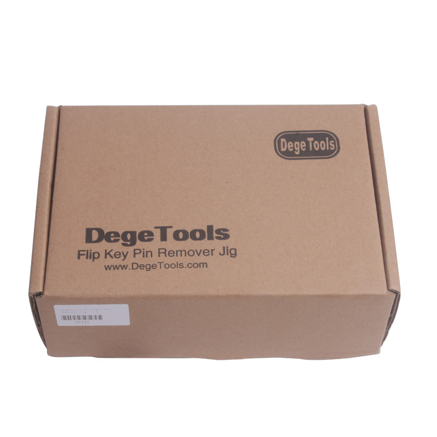 DegeTools Flip Key Pin Remover Jig(Replace by SL118)