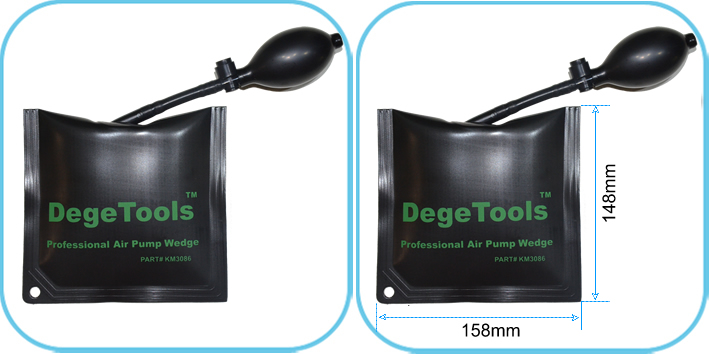 DegeTools Windows Install AirBag Pump Wedge for Windows Install 4 pack