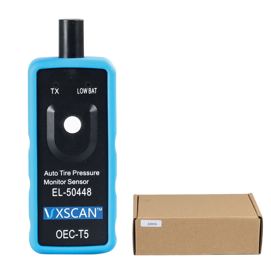 (Fast Delivery from UK)VXSCAN El-50448 Auto Tire Pressure Monitor Sensor TPMS Activation Tool OEC-T5 for Gm Series Vehicle