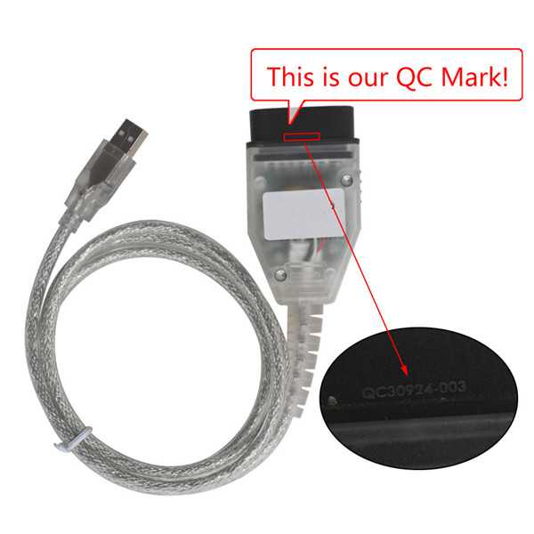 KM Tool OBD2 Mileage Correction Tool for Ford CAN BUS Only