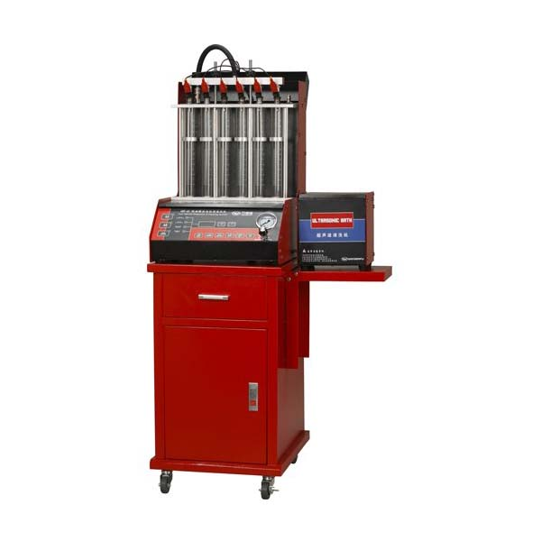 Fuel Injector Tester & Cleaner WDF-6F