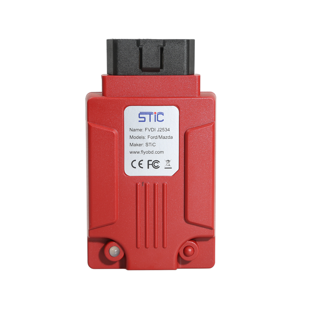FLY FVDI J2534 Diagnostic Interface Supports SAE J1850 Module Programming Update Online Better than VCM2-0