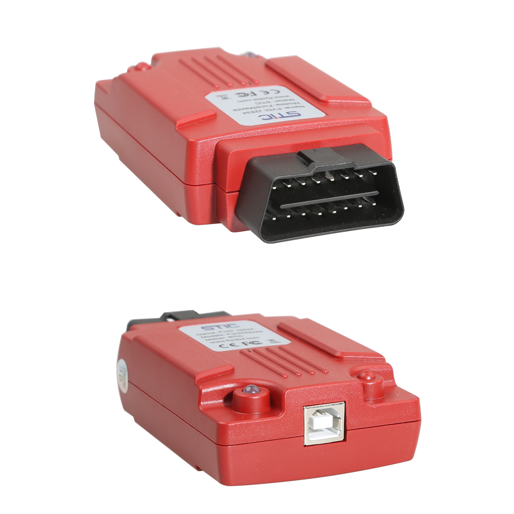 FLY FVDI J2534 Diagnostic Interface Supports SAE J1850 Module Programming Update Online Better than VCM2-3