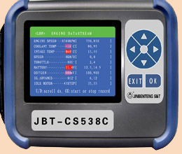 JBT-CS538C Vehicle Scanner Auto Diagnostic Tool Scanner