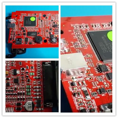 Kess V5.017 Red PCB