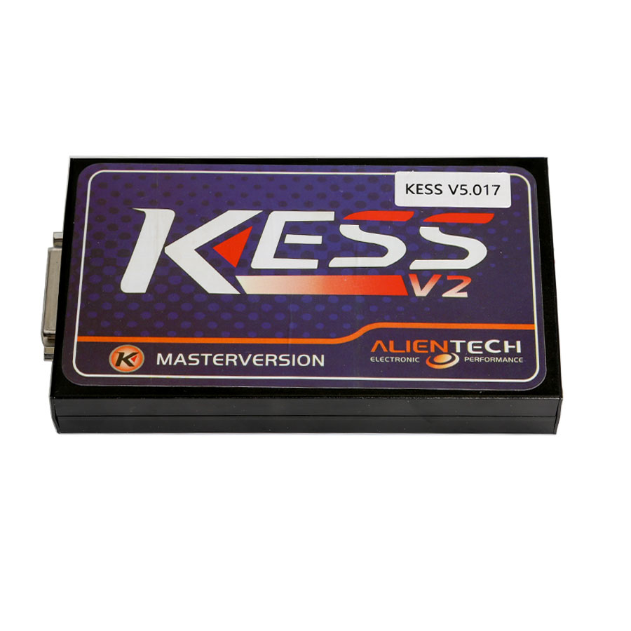 2017 Online Version Kess V2 V5.017 No Tokens Need Kess V2.23 Firmware V5.017 Add 140+ Protocols