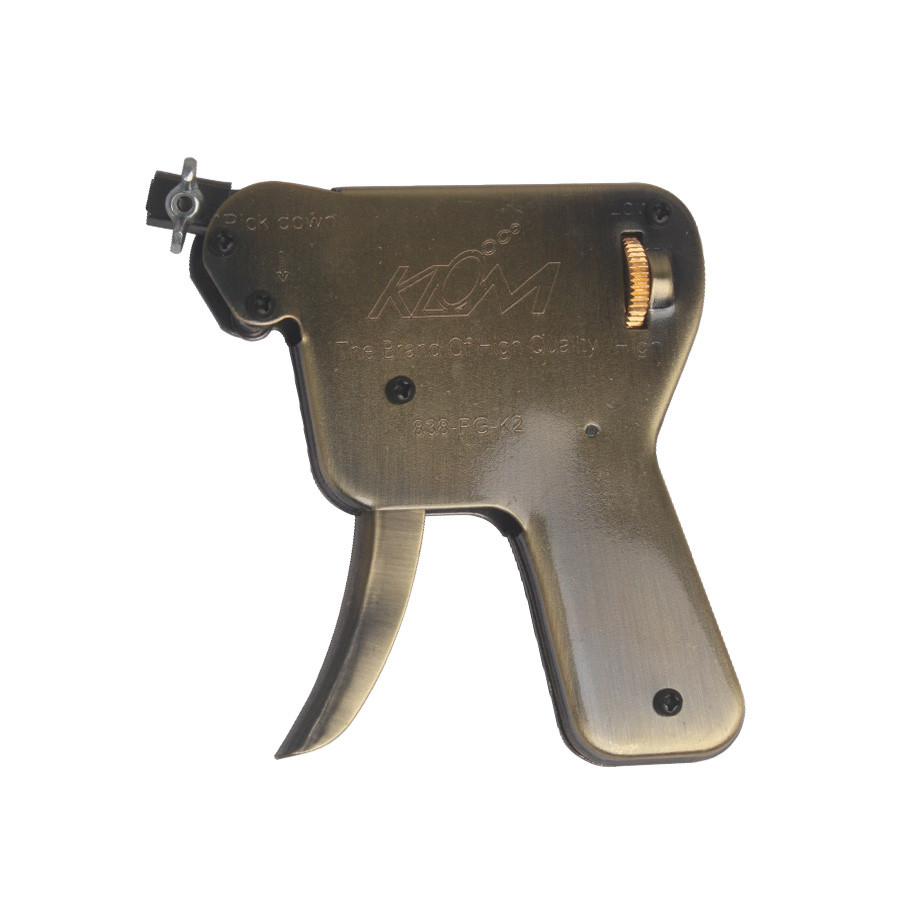 KLOM manually down-flip Unlock Gun