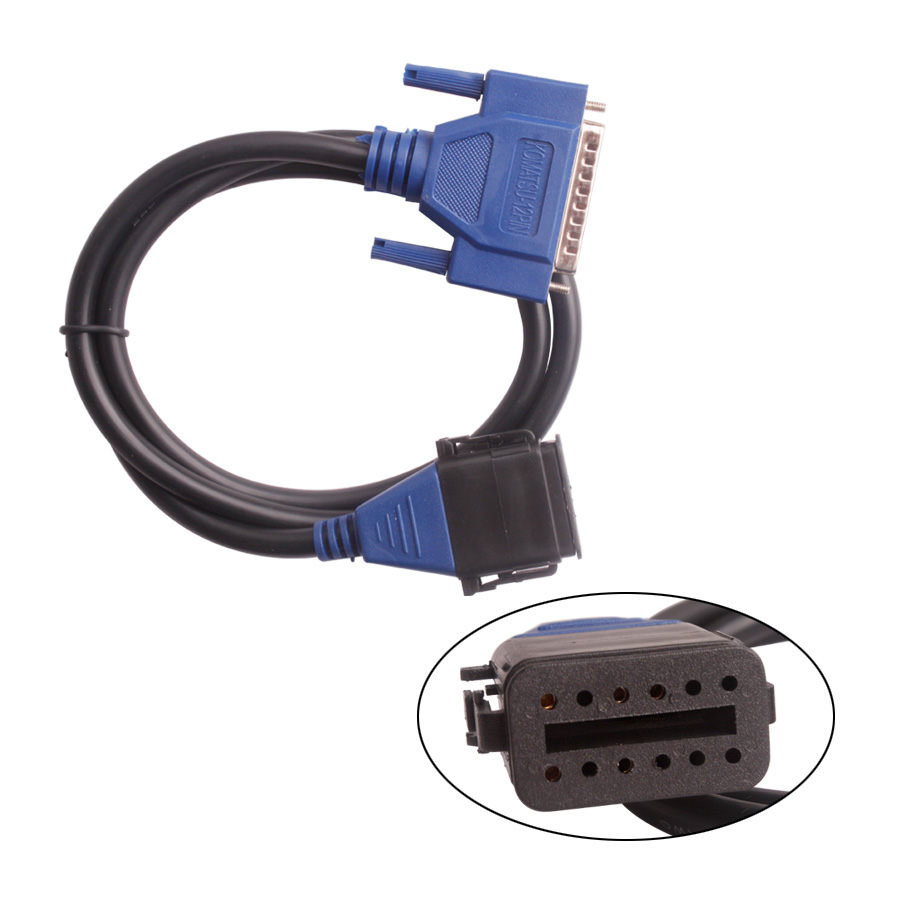 KOMATSU 12pin Cable for DPA5 Scanner