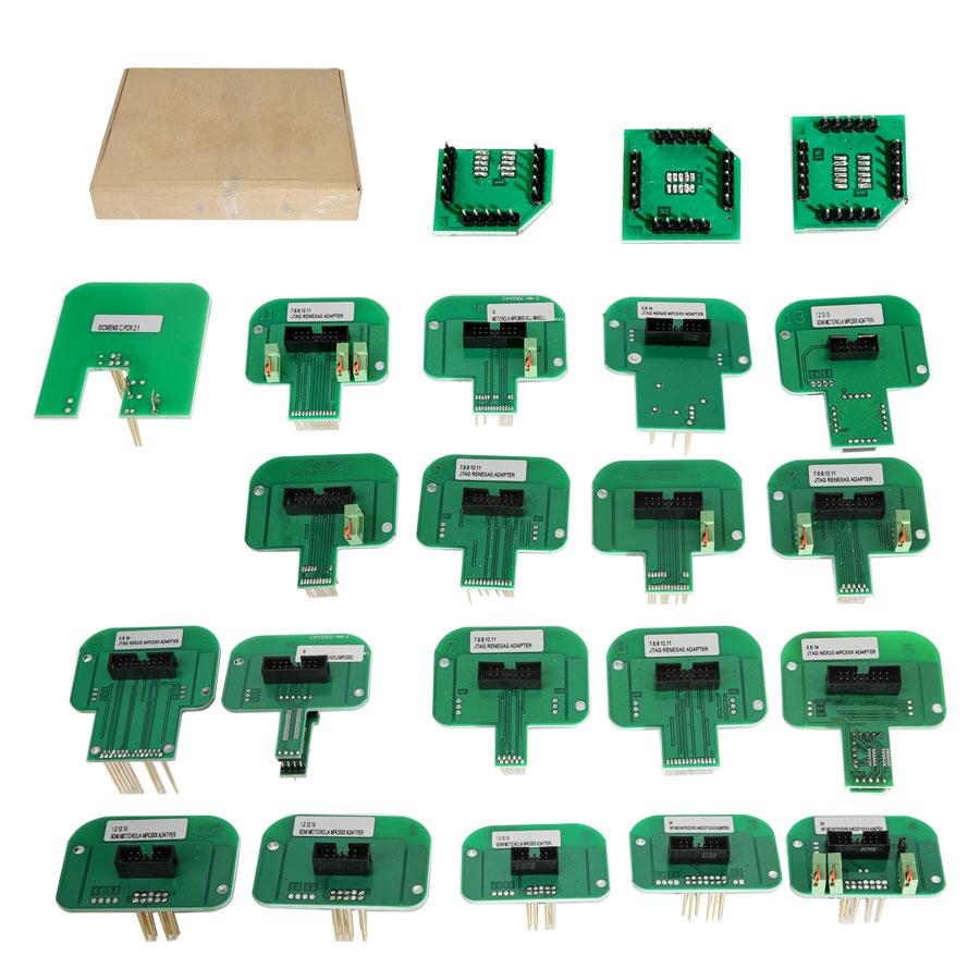 KTAG KESS KTM Dimsport ECU Programmer BDM Probe Adapters Full Set (22pcs in total) Support Denso Marelli Bosch Siemens