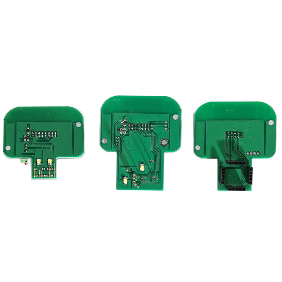 KTAG KESS KTM Dimsport BDM Probe Adapters Full Set Denso Marelli Bosch Siemens-4