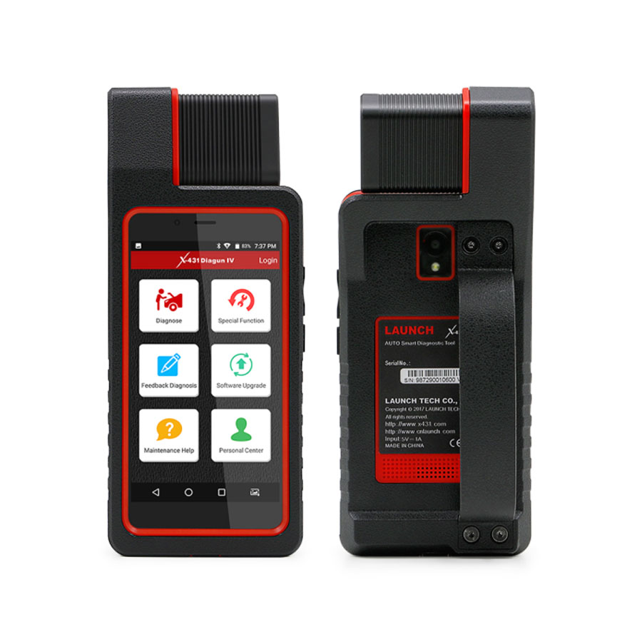 Launch X431 Diagun IV Full System Diagnsotic Tool X-431 Diagun 4 WiFi Bluetooth Scanner with Special Function Update Online-1